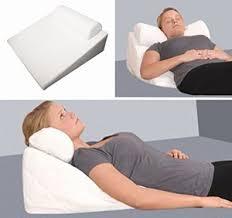 cuscino per leggere a letto maxxgoods cuscino cervicale ortopedico gel schiuma reflusso