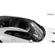 nissan gtr oem parts nissan gtr r35 2009 2016 oem carbon fiber roof vz100389