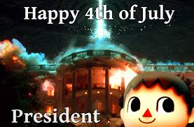 Funny Villager Memes - villager independence day creepy villager know your meme