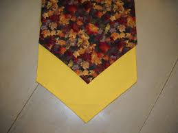 Fall Table Runners by Table Runners U2013 All Things Beautiful By Philomena