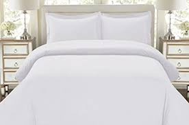 amazon com hotel luxury 3pc duvet cover set 1500 thread count
