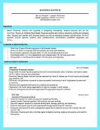 sample resume for senior business analyst resume objective for business analyst free doc financial analyst