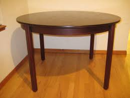 round mahogany dinner table dining room furniture high end