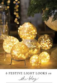 Christmas Decoration Lights The Holiday Shop U2013 Shop Our Christmas Collection Terrain