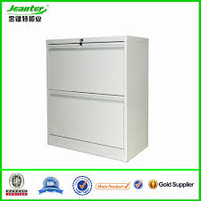 Filex File Cabinet Fireproof Stainless Steel Office Lateral 2 Drawer Filex File