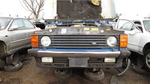 old land rover models junkyard find 1990 range rover