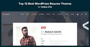 Wordpress Resume Themes Wordpress Resume Themes Share Png