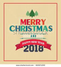 merry happy new year stock vector 171876965