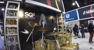 Meme And Nicko - namm 2016 iron maiden s nicko mcbrain is back with sonor drums
