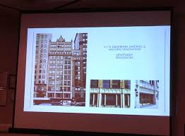 renovation of the loop u0027s historic plymouth building scores permits