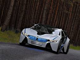 Bmw I8 Mission Impossible - bmw vision efficientdynamics concept to star in mission