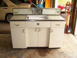 vintage metal kitchen cabinets retro metal cabinets for sale at home in kansas city with