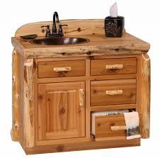 delectable rustic bathroom vanity scenicic vanities for country