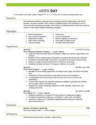 My Perfect Resume Examples by Free Resume Templates Perfect Objective Examples Simple With 85