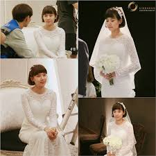 Wedding Dress Korean Movie Wolgyesu Tailor Shop U0027 Jo Yoon Hee In Wedding Dress Beautiful Just