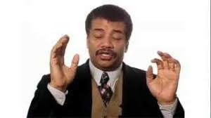 Neil Degrasse Tyson Reaction Meme - neil degrasse tyson reaction badass over here the origin of