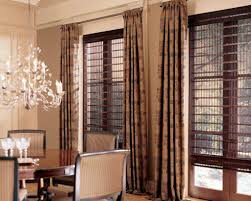 Drapes For Formal Dining Room Dinning Window Drapes Formal Dining Room Window Treatments Window