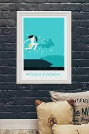 minimalist poster wonder woman 2017 movie poster film