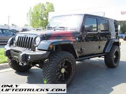 custom jeep wrangler unlimited for sale custom 2017 jeep wrangler unlimited lifted for sale in