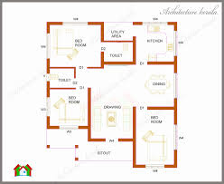 small contemporary home in 1200 sq feet indian house plans single