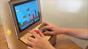 Building A Mame Cabinet Every Desk Deserves A Tiny Diy Arcade Cabinet