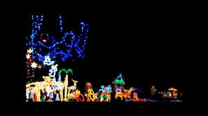 christmas light show ct wethersfield ct holiday light display youtube