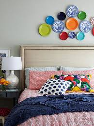 RealLife Colorful Bedrooms Better Homes And Gardens BHGcom - Colorful bedroom