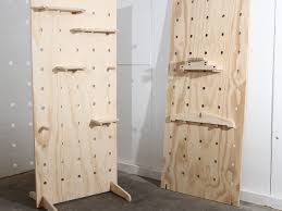 peg board plywood pegboard by like butter handkrafted