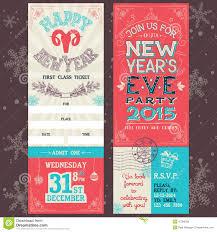 Christmas Card Invitation Templates Free Ticket Design Template Thebridgesummit Co