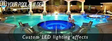 led swimming pool lights inground led swimming pool lights inground custom pool builders home design