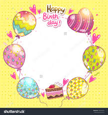 photo collection birthday card backgrounds
