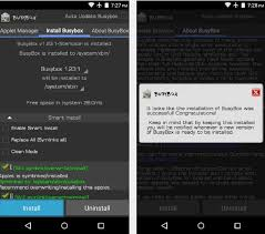 busybox android how to install busybox in android properly step by step