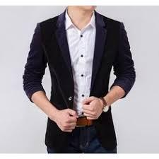 desain jas koko jas blazer semi formal pria model blazer pria korea terbaru
