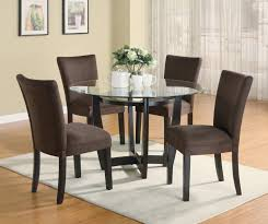 Cheap Dining Room Table Set Dining Room Designs Glass White Furniture Table Back