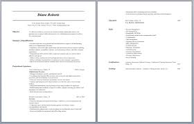 secretary resume objectives examples of resumes resume example