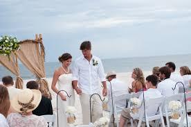 Beach Wedding Gulf Shores Beach Wedding And Pavilion Reception U2014 Sand Dollar