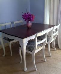 Best  Painted Kitchen Tables Ideas On Pinterest Paint A - Painted kitchen tables and chairs