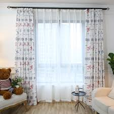 Floor To Ceiling Curtains White Airplane Pinch Pleated Floor To Ceiling Children Curtains