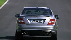 mercedes c63 amg 2007 officially official 2008 mercedes c63 amg autoblog