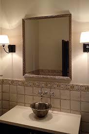 Bathroom Framed Mirror Framed Wall Mirrors And Framed Bathroom Mirrors In San Antonio