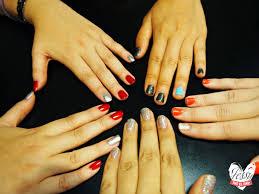 place affordable gel manicure u0026 classic pedicure honeycoat nail