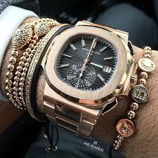 gold bracelet mens watches images Patekphilippe x anilarjandas x the new thebillionairesclub rose jpg