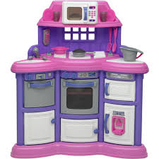 Kitchen Set Toys For Boys Play Kitchens For Toddlers Walmart Step2 Little Bakers Kitchen