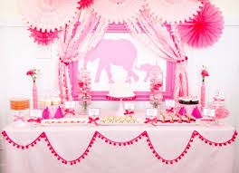 baby shower decorations for girl theme for a girl baby shower baby shower themes for 600x435