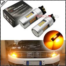 etc audi 2 10w pwy24w led replacement bulbs for audi a3 a4 a5 q3 bmw