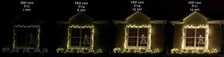 christmas lights in windows camera settings for christmas lights stellar neophyte astronomy blog