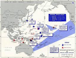 Asia Pacific Map by Remembering Wwii In Maritime Asia Asia Maritime Transparency