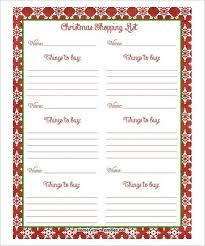 christmas gift certificate template word