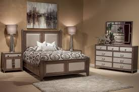 Aico Furniture Bedroom Sets by 1 808 00 Biscayne West Haze Dresser With Wall Mirror By Michael