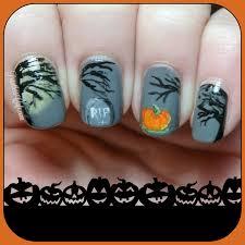 nail art pumpkin nail art designspumpkin designs halloween ideas
